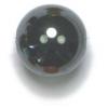 Semi-Precious 10mm Round Hematite